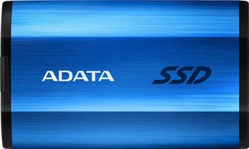 Фото - Внешний SSD жесткий диск A-DATA ASE800-512GU32G2-CBL BLUE USB-C 512B EXT. внешний диск ssd a data se800 512гб синий [ase800 512gu32g2 cbl]