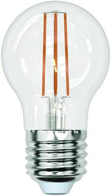 Фото - Лампа Uniel LED-G45-13W/3000K/E27/CL PLS02WH Форма ''шар'' прозрачная (3000К) 005907 лампочка uniel led g45 13w 3000k e27 cl pls02wh sky