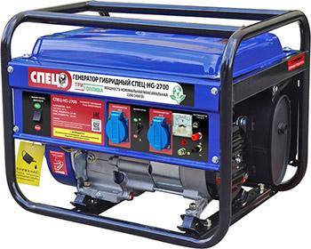 Электрический генератор и электростанция СПЕЦ HG-2700