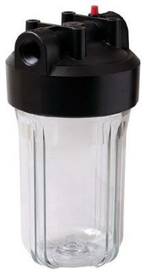 Сменный модуль для систем фильтрации воды Гейзер Корпус 10ВВ прозрачный цена и фото