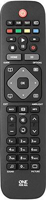 Фото - Универсальный пульт OneForAll URC 1913 (Philips LCD Plasma LED ЭЛТ) кристина птуха валерия гусарова 0 управление продажами на территории теоретические основы и практические рекомендации