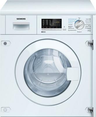 Встраиваемая стиральная машина Siemens WK 14 D 541 OE цена и фото