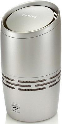 цены Увлажнитель воздуха Philips HU 4707/13 серый