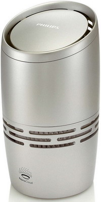 Увлажнитель воздуха Philips HU 4707/13 серый philips hu 4707 13