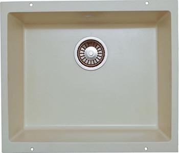 Кухонная мойка LAVA U.1 (CREMA)