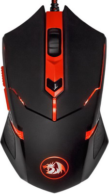 лучшая цена Мышь Defender Redragon Centrophorus 70235