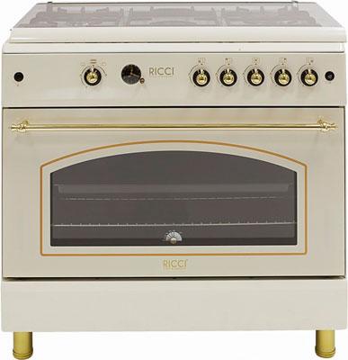 Газовая плита Ricci RGC 9030 BG цена и фото