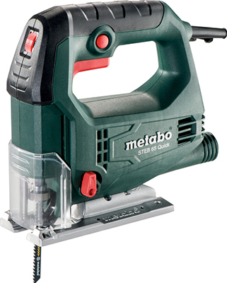 Лобзик Metabo STEB 65 Quick 601030500 лобзик metabo steb 80 quick 601041500