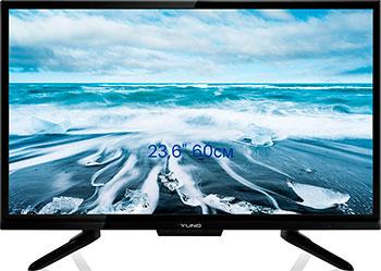 цена LED телевизор Yuno ULM-24 TC 111 онлайн в 2017 году