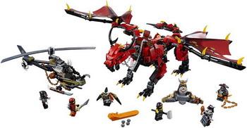 Конструктор Lego Ninjago: Первый страж 70653