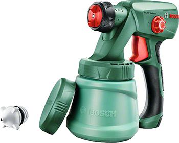 Пистолет краскораспылитель Bosch для PFS 1000/2000 1600 A 008 W7 зарядное утройство bosch gax 18 v 30 1600 a 011 a9