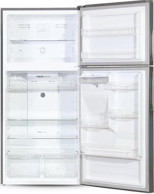 Двухкамерный холодильник Ginzzu NFK-505