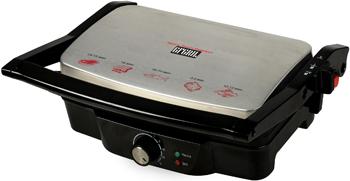 Электрогриль GFgril GF-025 panini-grill электрогриль gfgril gf 130 plate free цвет серебристый черный