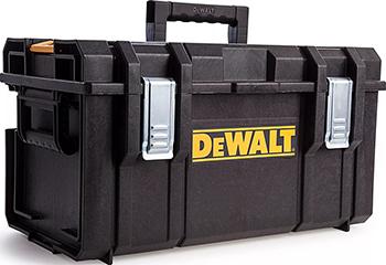 Ящик-модуль Stanley DS 300 для системы DEWALT TOUGH SYSTEM 4 IN 1 1-70-322 ящик модуль для системы dewalt tough system 4 в 1 stanley 1 70 323
