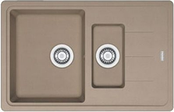 Кухонная мойка FRANKE BFG 651-78 стоп-вент миндаль
