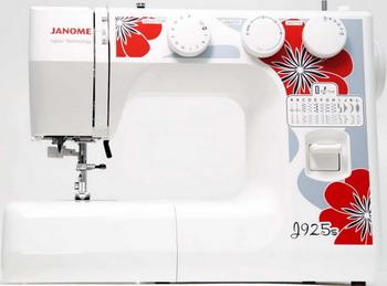 Швейная машина Janome J 925 s