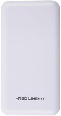 Внешний аккумулятор Red Line V10 (8000 mAh) синий аккумулятор mango mp 8000