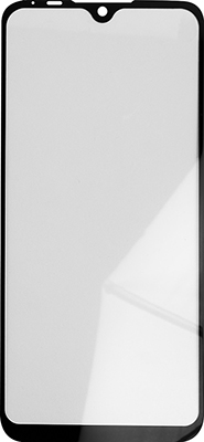 Защитное стекло Red Line Xiaomi Mi 10 Pro Full Screen (3D) tempered glass FULL GLUE черный liberty project tempered glass защитное стекло для alcatel onetouch idol 4s 6070k 0 33 мм