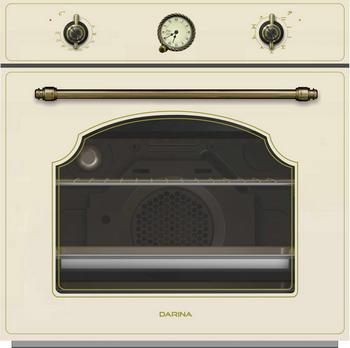 Встраиваемый электрический духовой шкаф Darina 2V8 BDE112 707 Bg