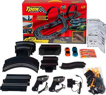 Скоростной трек Shantou Hualong Toys Co. 612 см мертвая петля и эстакада JYS326893