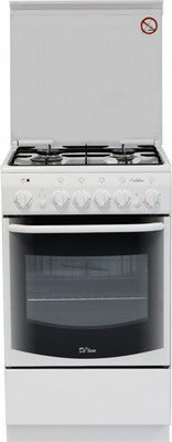 Комбинированная плита DeLuxe 5040.20 гэ