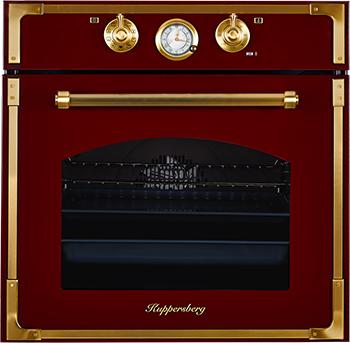 Встраиваемый электрический духовой шкаф Kuppersberg RC 699 BOR BRONZE встраиваемый электрический духовой шкаф kuppersberg rc 699 c gold