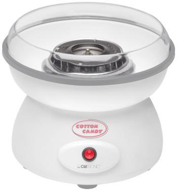 Аппарат для приготовления сахарной ваты Clatronic ZWM 3478 weiss аппарат для сахарной ваты princess 292993