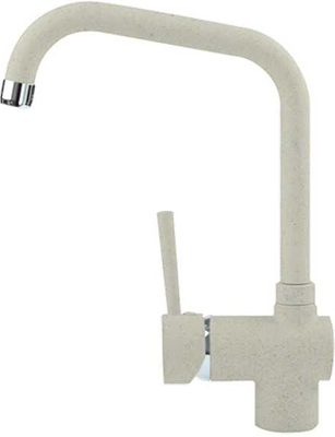 Кухонный смеситель ITALMIX INDUSTRIAL ID 0630 (VANILLA ваниль GR 86) кухонный смеситель italmix industrial id 0630 lava чёрный металлик gr 20