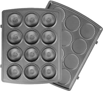 Панель для мультипекаря Redmond RAMB-131 (курабье) (Черный) панель для мультипекаря redmond ramb 26 бургер черный