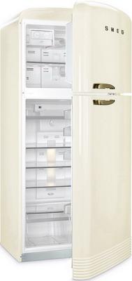 Двухкамерный холодильник Smeg FAB 50 RCRB smeg fab 28 lv