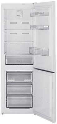 Двухкамерный холодильник Vestfrost VF 373 MB двухкамерный холодильник vestfrost vf 566 esbl