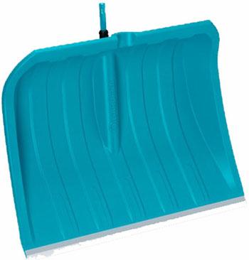 цены Лопата Gardena для уборки снега 50 см с кромкой из нержавеющей стали 03243-20