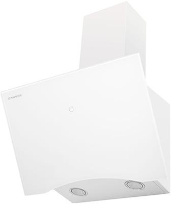 Вытяжка MAUNFELD TEFFI 60 GLASS White (белое стекло) цена и фото