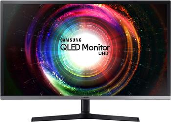 цена на ЖК монитор Samsung U 32 H 850 UMI (LU 32 H 850 UMIXCI) Black-Silver
