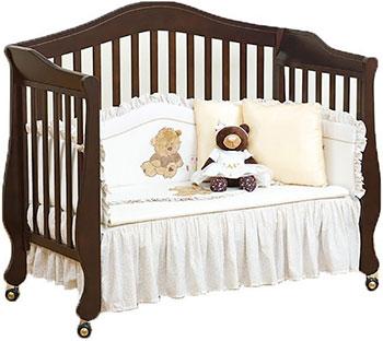 Детская кроватка Giovanni Belcanto Lux Chocolo GB 1092 N 120*60