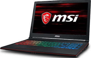 Ноутбук MSI GP 63 Leopard 8RE-676 XRU (9S7-16 P 522-676) ноутбук msi gf72 8re 045xru 9s7 179e22 045