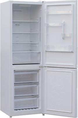Двухкамерный холодильник Shivaki BMR-1851 NFW