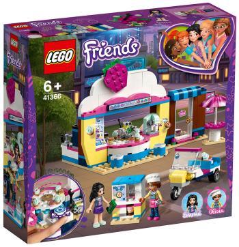 Конструктор Lego Кондитерская Оливии 41366 Friends bridge конструктор большой шопкинс кондитерская