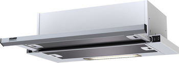 лучшая цена Вытяжка Krona Steel KAMILLA slim 600 INOX ( 2 мотора)