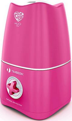 Увлажнитель воздуха Timberk THU UL 15 M (M1) розовый