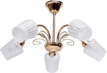 Люстра подвесная MW-light Нежность 356017705 5*60 W Е14 220 V люстра подвесная mw light олимпия 638010105 5 60 w е14 220 v