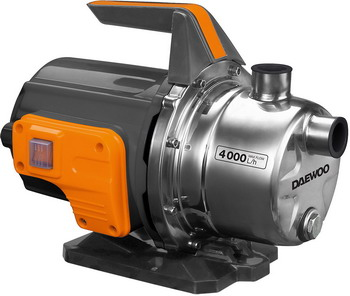 Насос Daewoo Power Products DGP 4000 inox цена 2017