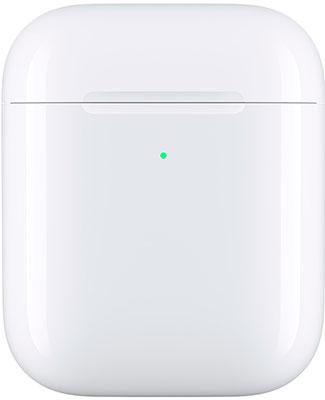 Футляр Apple Wireless Charging Case MR8U2RU/A для AirPods футляр для рации tatonka handy case