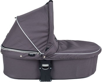 Люлька Valco baby Q Bassinet для Trimod X Snap 4 Ultra Quad Dove Grey 9957