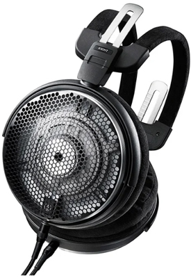 Hi-Fi наушники Audio-Technica ATH-ADX5000 журнал what hi fi monitor audio