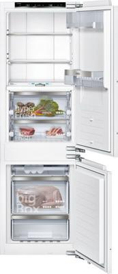 лучшая цена Встраиваемый двухкамерный холодильник Siemens KI 86 FHD 20 R