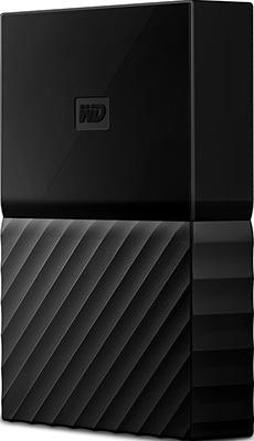 Внешний жесткий диск (HDD) Western Digital 2TB 2.5'' BLACK WDBLHR0020BBK-EEUE