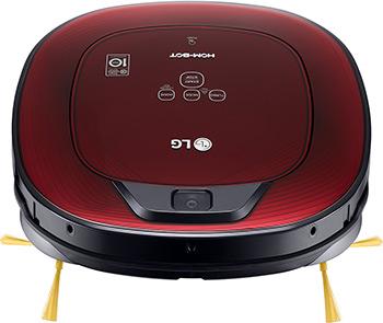 Робот-пылесос LG VRF 6640 LVR робот пылесос lg vr 6570 lvmp hom bot square