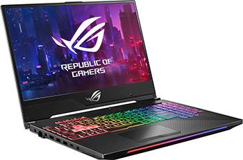 Ноутбук ASUS GL504GV-ES112 (90NR01X1-M02090) Темно-серый asus gl504gv es117
