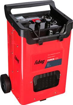 Пуско-Зарядное устройство Fubag FORCE 420 удилище mikado ultraviolet twin feeder 360 420 штекерное wa298 36 42 000 360 420 черный